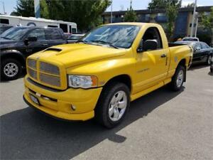 2005 Dodge Ram 1500 SLT- BUMBLE BEE REG CAB 4X4 YELLOW