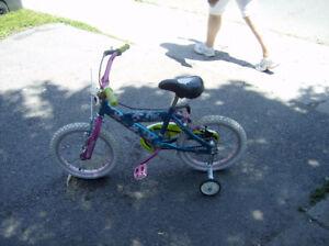 Vélo 18 pouces