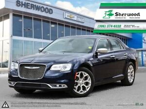 2016 Chrysler 300 C Platinum AWD
