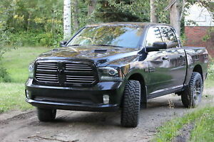 Black Express 2015 Dodge Ram 1500 4X4