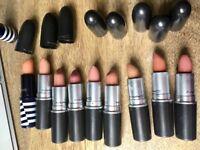 Mac Cosmetics Lipstick Job Lot