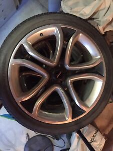 Ford Sport Rims 22""
