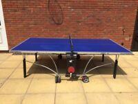 Cornilleau Outdoor/Indoor Table Tennis Table - 250S Model