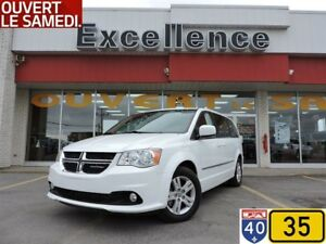 2016 Dodge Grand Caravan Crew Plus GPS CUIR