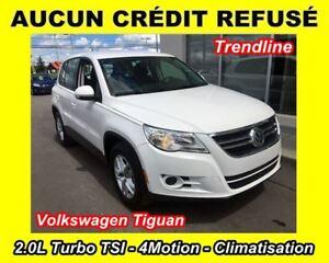 2011 Volkswagen Tiguan 2.0 TSI Trendline