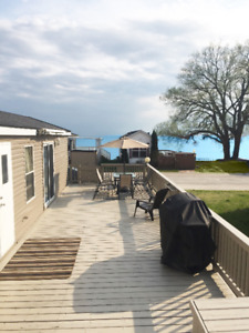 Lakeview Cottage for Rent Sherkston Ontario