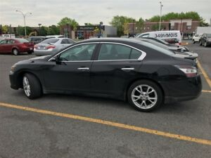 2014 Nissan Maxima SV, TOIT OUVRANT, CUIR, MAGS