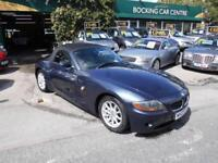BMW Z4 2.5 2003 Roadster CONVERTABLE ELECTRIC ROOF 54000MLS FULL LEATHER