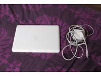 White 2010 MacBook