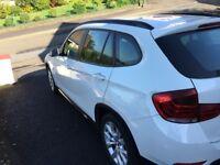 BMW X1 1.8d Sport in White