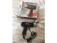 Black & Decker Paintstripper Heatgun. Model BD1600