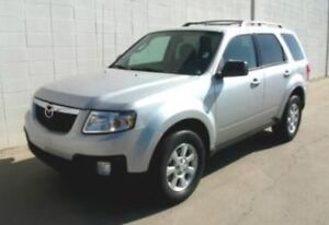 Mazda tribute 2009 négociable