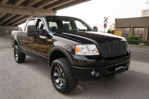 2007 Ford F-150 Lariat DVD, Clean