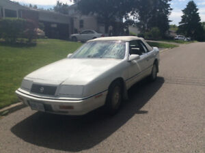 1991 Chrysler Lebaron Other