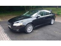 volvo s80 se d5 turbo diesel automatic 2007 57 plate saab mondeo avensis