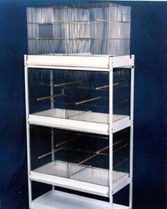 recherche cage jovaco trois ou quatre section