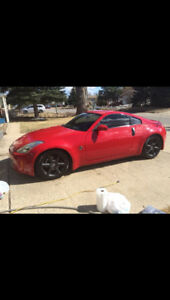 2003 Nissan 350z. Looking to sell or trade for truck