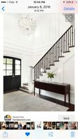 Crown Moulding - Trim Work - Wainscoting