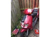 Scooter 50cc spaire r repair