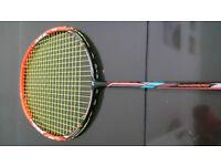 Badminton Racket / Racquet Restring Stringing service in Leicester. Yonex Ashaway Carlton Apacs
