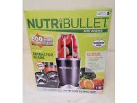 Nutribullet 600 12 piece set