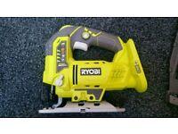 Ryobi 18v one+ jigsaw brand new