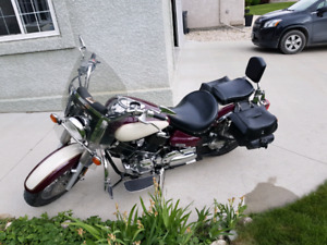 Yamaha VStar for sale.