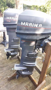 Mercury Mariner Outboards  ( Japanese manufactured)