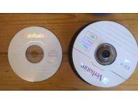 25 CD-R Verbatim Extra Protection Unused