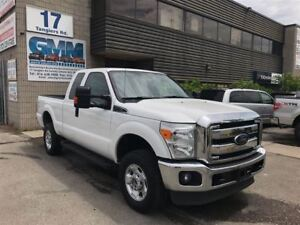 2012 Ford F-350 XLT Extended Cab Short Box 4X4 Gas