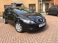 Seat Leon 1.9 TDI Stylance 5dr Low Mileage. Full Seat Service History