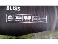 Hi gear sleeping bag
