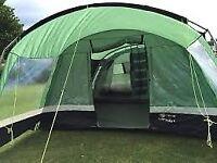carado 6 tent / camping / tents / camping