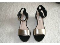 Wedge Sandals - PRICE REDUCED.