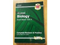 A- Level Biology Complete revision and practice