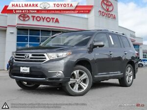 2012 Toyota Highlander 4WD V6 LTD 5A