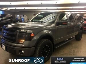 2014 Ford F-150 FX4  - Sunroof - Navigation - Leather Seats - $2