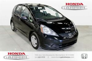 2014 Honda Fit DX-A AT