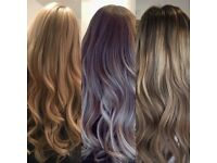 HAIR EXTENSIONS * FITTING ONLY* £60