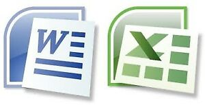 Word & Excel Lessons