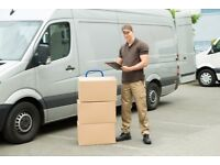 FROM £40 MAN WITH A VAN HOME REMOVAL COURIER SERVICES MAN AND VAN NOTTING HILL LONDON