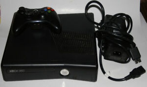 X-Box360 with 19 games