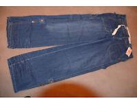 Vintage Denim Jeans - never been worn!
