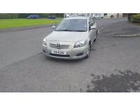 2006 Toyota Avensis is in extremely good condition