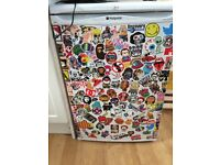 Hotpoint fridge with little freezer