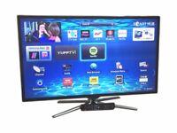SAMSUNG 40 INCH SMART TV - 3D - BUILT IN SATELLITE - FULL HD