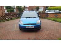 1.2 FORD FIESTA FOR SALE - £495 OFFERS WELCOME
