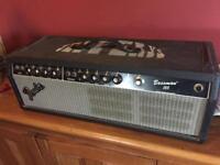 Fender valve bass amplifier head