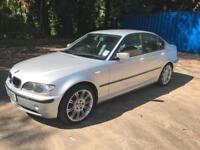 BMW 320 2.0TD auto 2003MY d SE