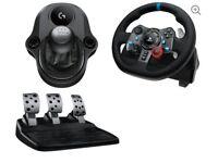 G29 steering wheel